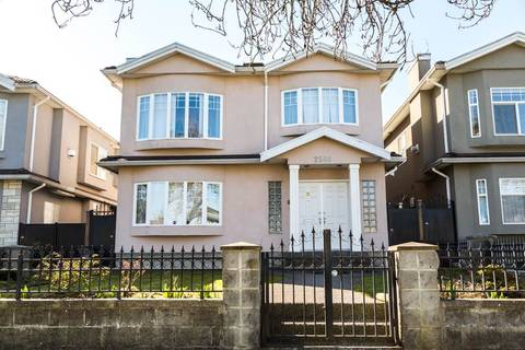 House for sale at 2588 40th Ave E Vancouver British Columbia - MLS: R2350798