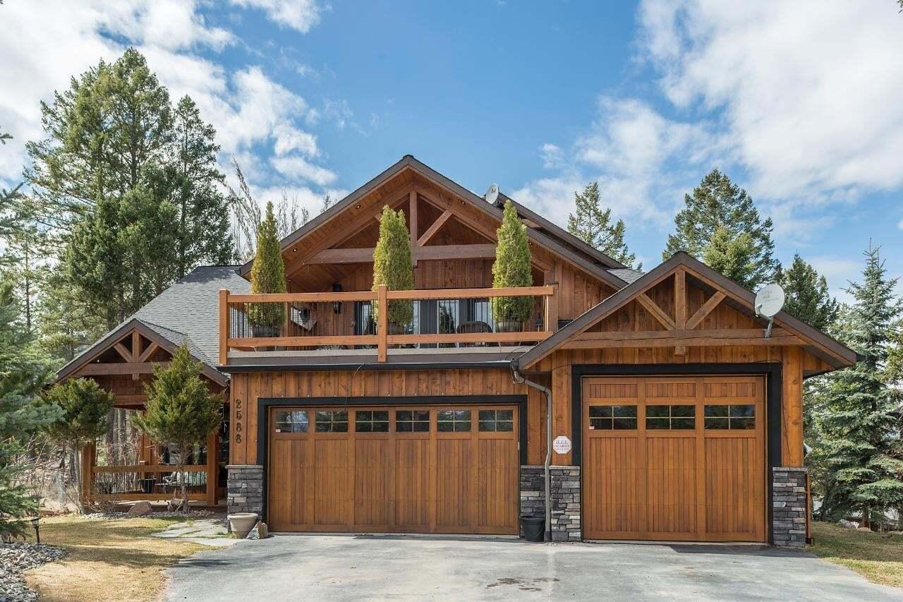 House for sale at 2588 Ledgerock Ridge  Invermere British Columbia - MLS: 2451309