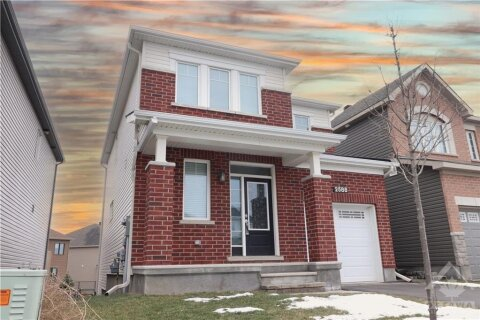 Home for rent at 2588 River Mist Rd Ottawa Ontario - MLS: 1221834