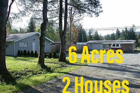 House for sale at 25884 Dewdney Trunk Rd Maple Ridge British Columbia - MLS: R2334205