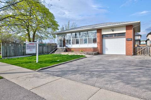 House for sale at 2589 Cliff Rd Mississauga Ontario - MLS: W4445350