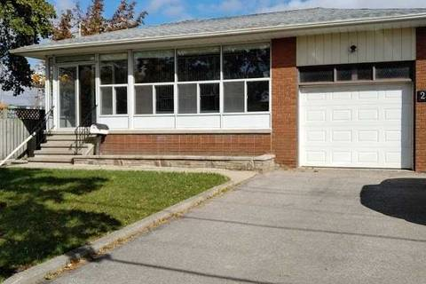 House for rent at 2589 Cliff Rd Mississauga Ontario - MLS: W4610789