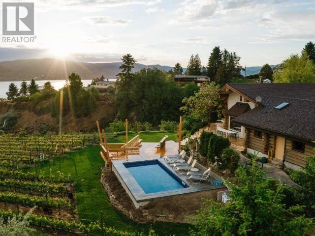 House for sale at 2589 Naramata Rd Naramata British Columbia - MLS: 182577