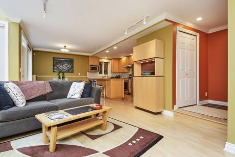 Townhouse for sale at 2589 8th Ave W Vancouver British Columbia - MLS: R2358241