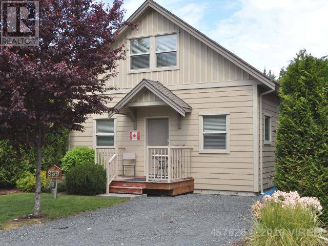 Townhouse for sale at 1130 Resort Dr Unit 259 Parksville British Columbia - MLS: 457626