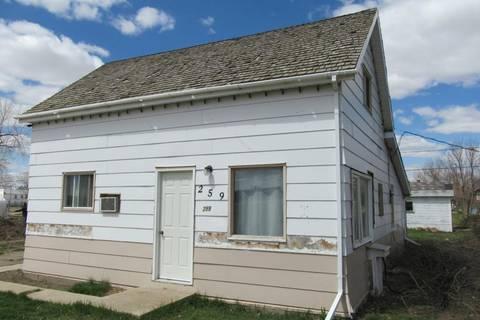 House for sale at 259 1st Ave E Shaunavon Saskatchewan - MLS: SK800059