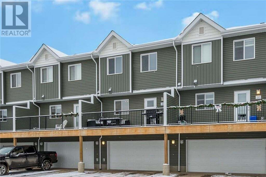 Townhouse for sale at 401 Athabasca Ave Unit 259 Fort Mcmurray Alberta - MLS: fm0184336