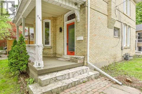 Townhouse for sale at 259 Arthur St North Guelph Ontario - MLS: 30740694