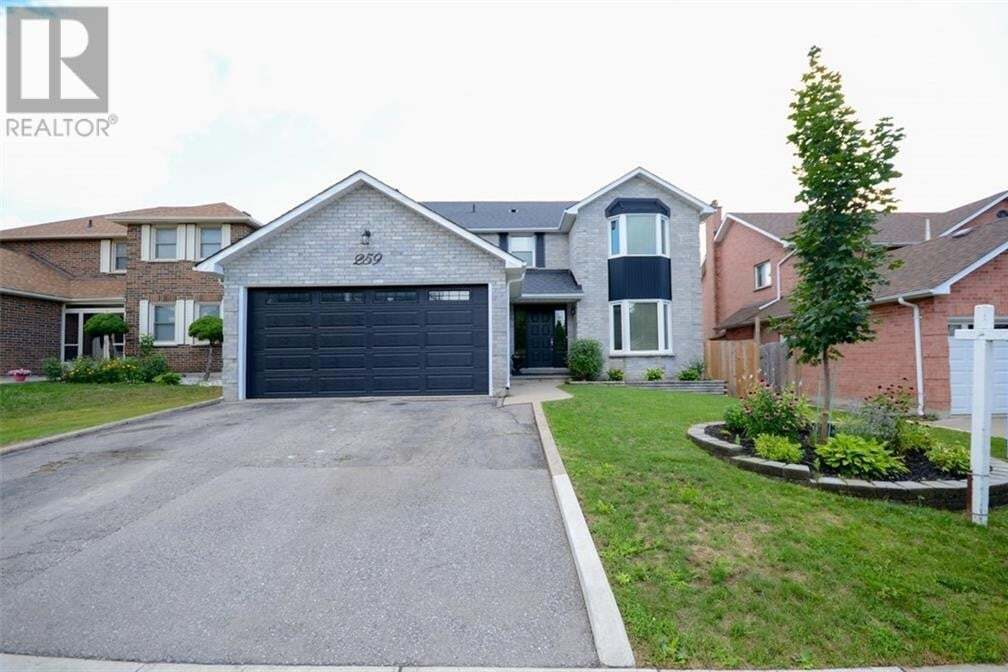 House for sale at 259 Bayne Cres Cambridge Ontario - MLS: 30825698