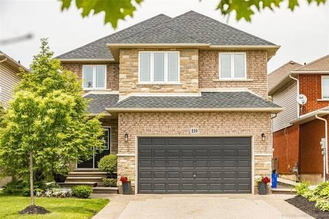 House for sale at 259 Braithwaite Ave Hamilton Ontario - MLS: H4057043