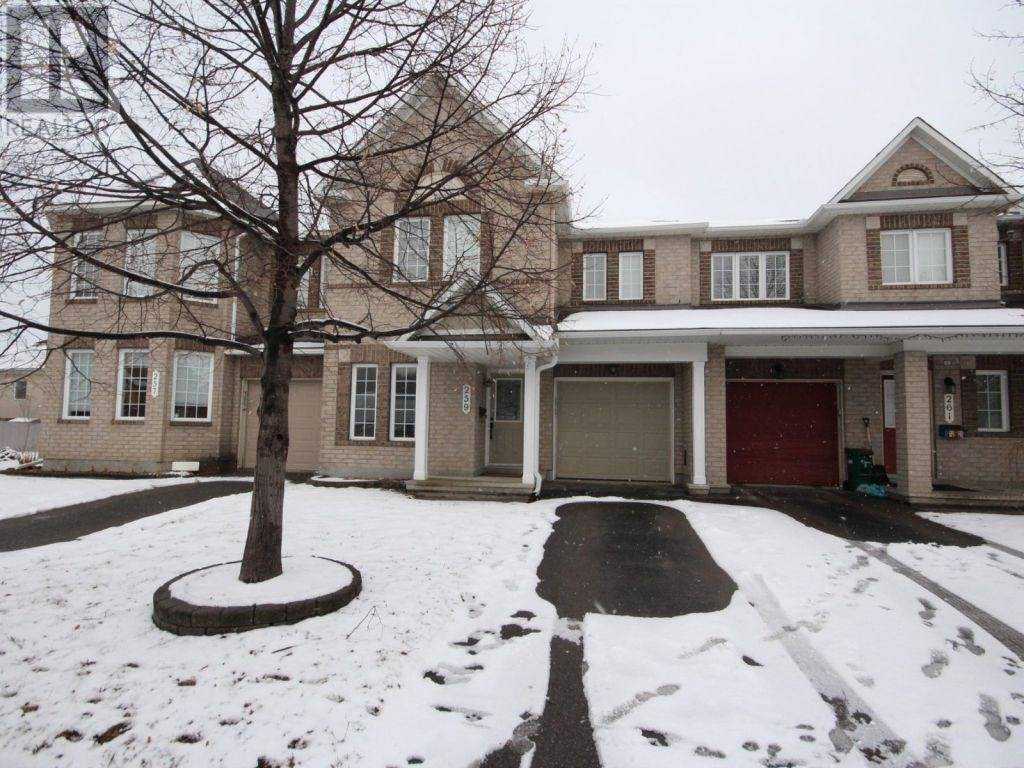 Townhouse for rent at 259 Cresthaven Dr Ottawa Ontario - MLS: 1176615