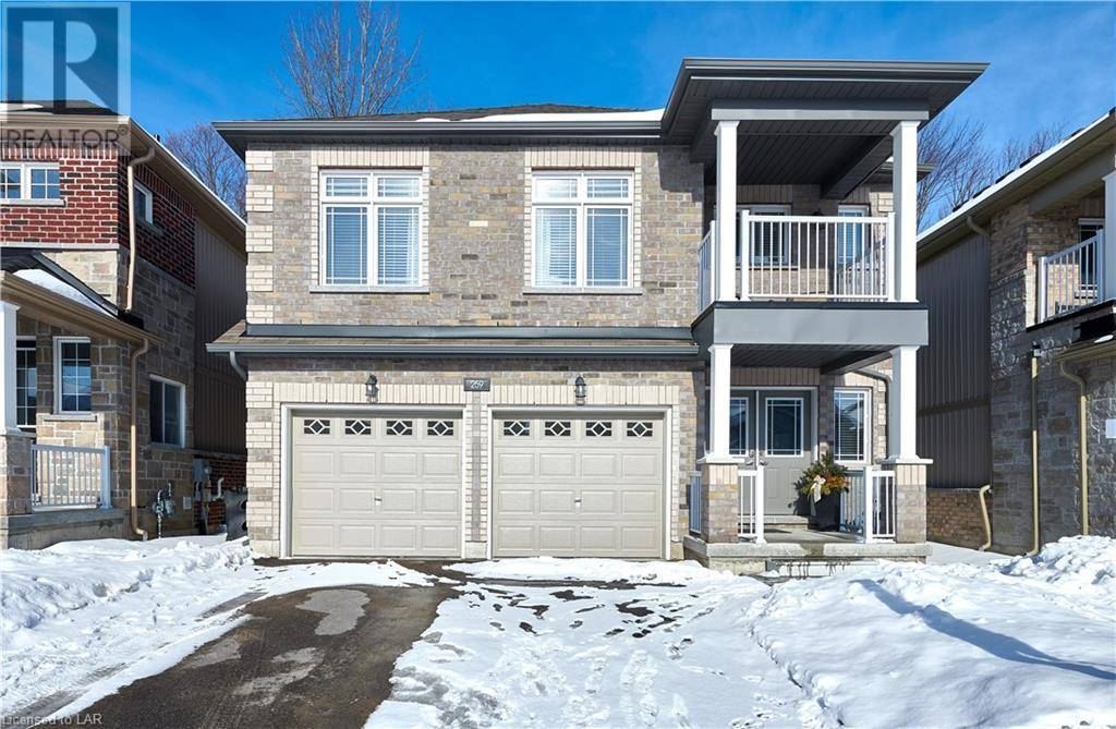 House for sale at 259 Diana Dr Orillia Ontario - MLS: 243849