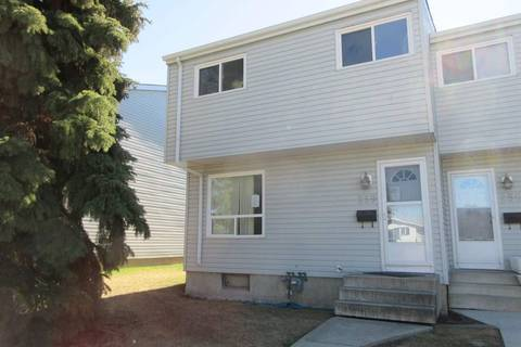 Townhouse for sale at 259 Dickinsfield Ct Nw Edmonton Alberta - MLS: E4154571