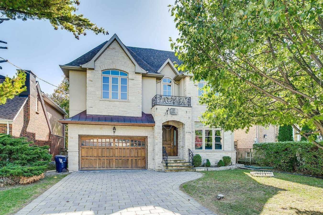 For Sale: 259 Dunview Avenue, Toronto, ON   4 Bed, 7 Bath House for $3185000.00. See 20 photos!