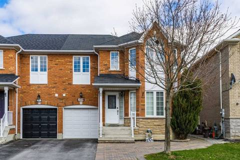 Townhouse for sale at 259 Flagstone Wy Newmarket Ontario - MLS: N4427136