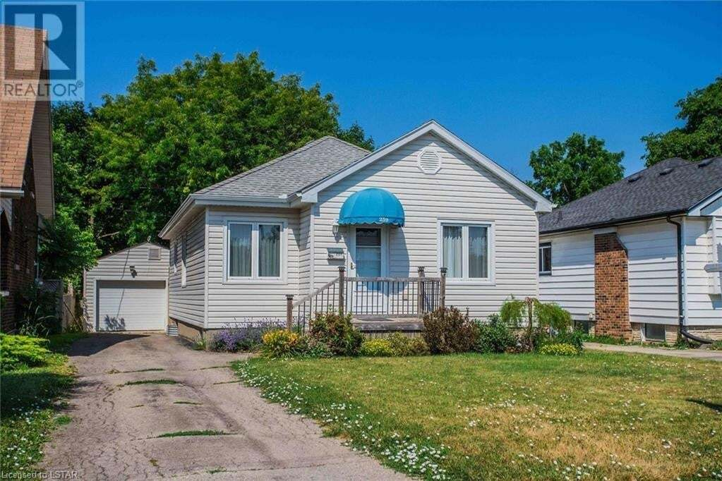 House for sale at 259 Herkimer St London Ontario - MLS: 273090