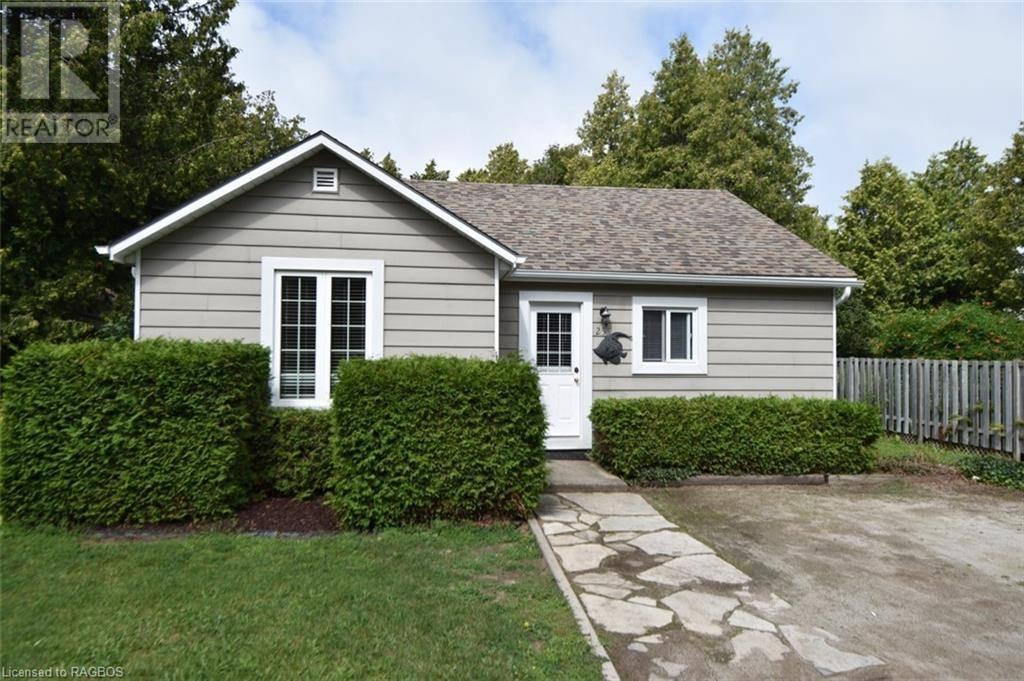 House for sale at 259 Lake St Southampton Ontario - MLS: 216682