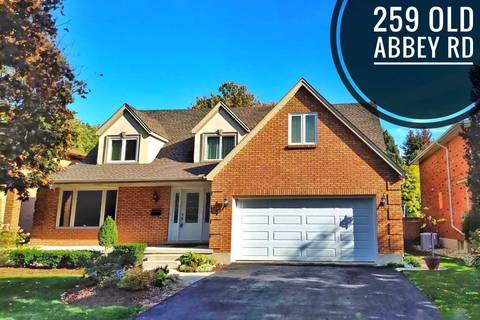 House for sale at 259 Old Abbey Rd Waterloo Ontario - MLS: X4722228
