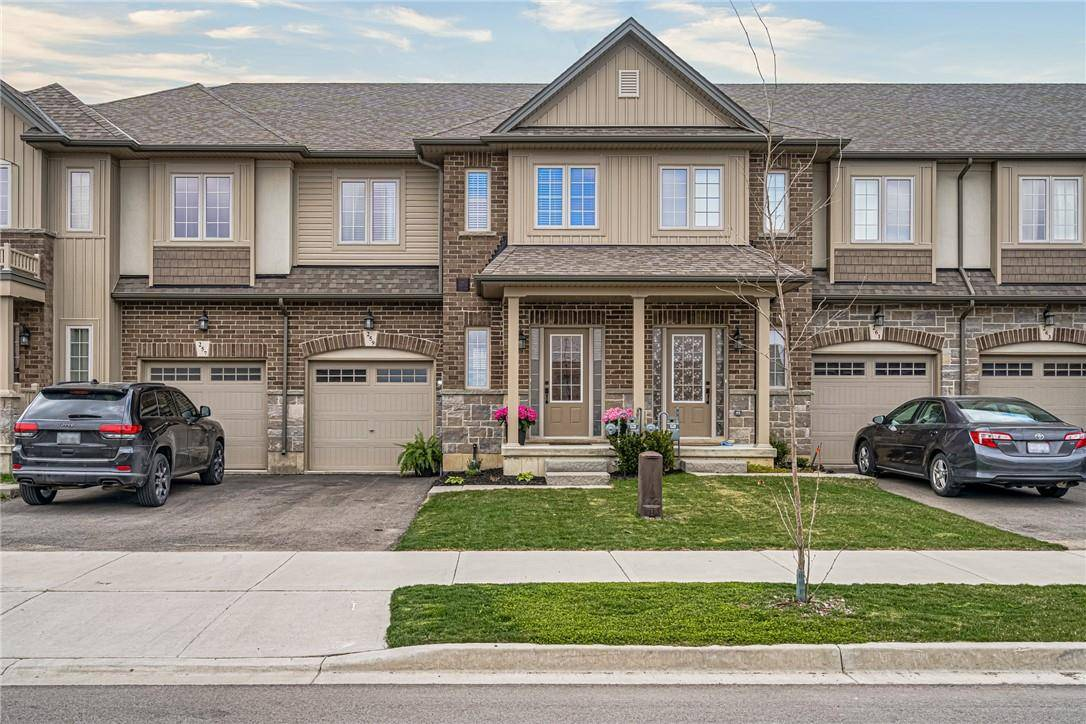 Townhouse for sale at 259 Pumpkin Passage Binbrook Ontario - MLS: H4077420