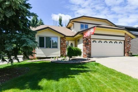 House for sale at 259 Rhatigan Rd Nw Edmonton Alberta - MLS: E4164289