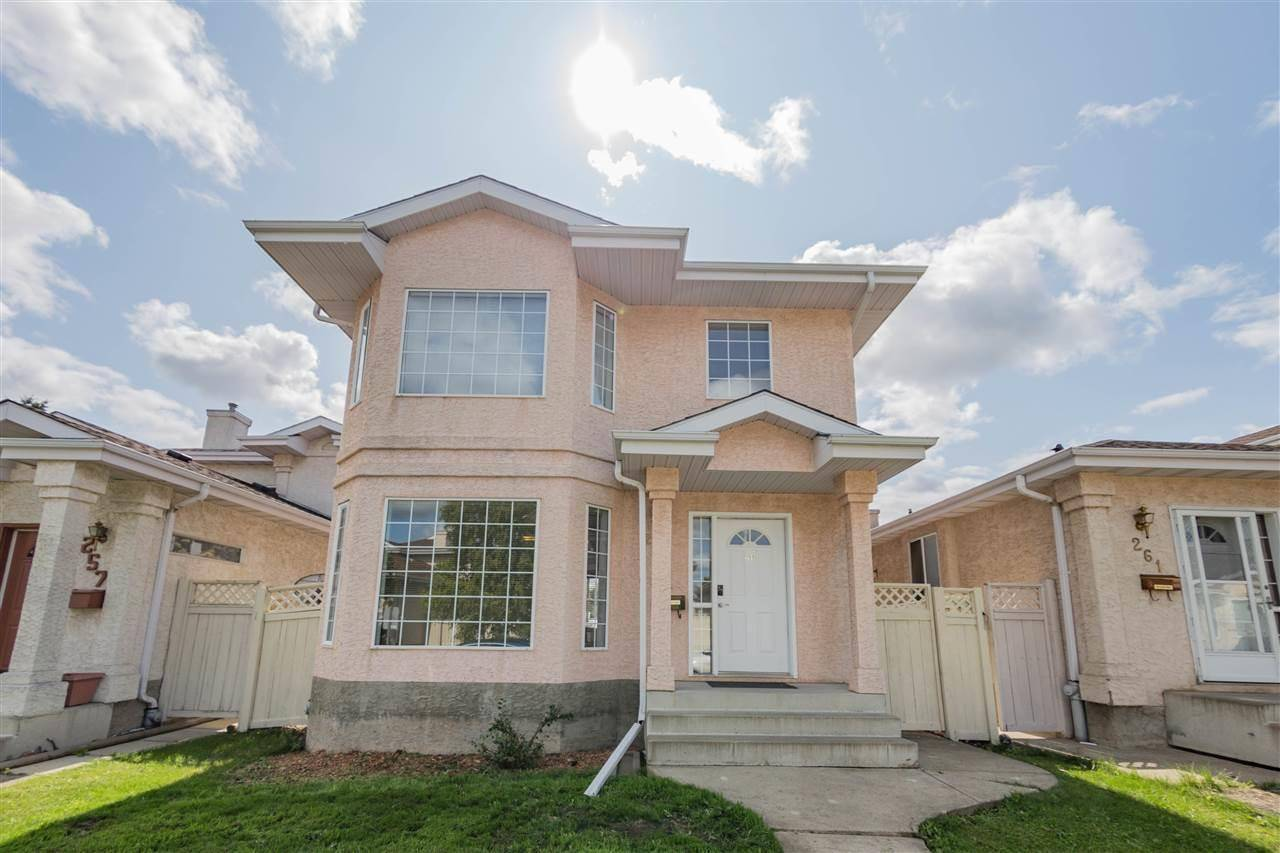 House for sale at 259 River Pt Nw Edmonton Alberta - MLS: E4171122