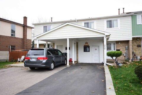 Townhouse for sale at 259 Royal Salisbury Wy Brampton Ontario - MLS: W4978033