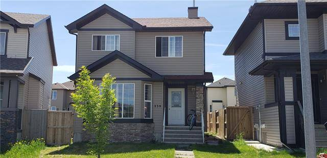 House for sale at 259 Saddlebrook Wy Northeast Calgary Alberta - MLS: C4254140