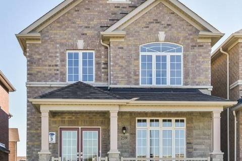 House for sale at 259 William Forster Rd Markham Ontario - MLS: N4598799