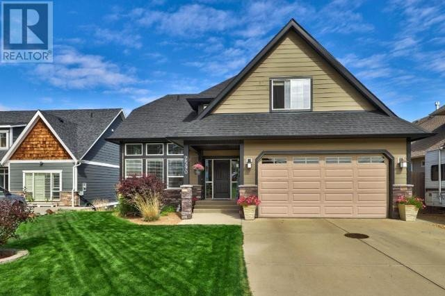 House for sale at 2590 Telford Pl Kamloops British Columbia - MLS: 159652