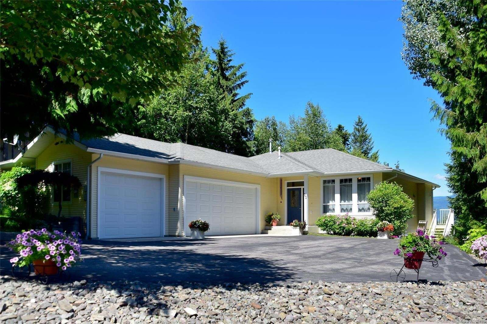 House for sale at 2592 Alpen Paradies Rd Blind Bay British Columbia - MLS: 10209780