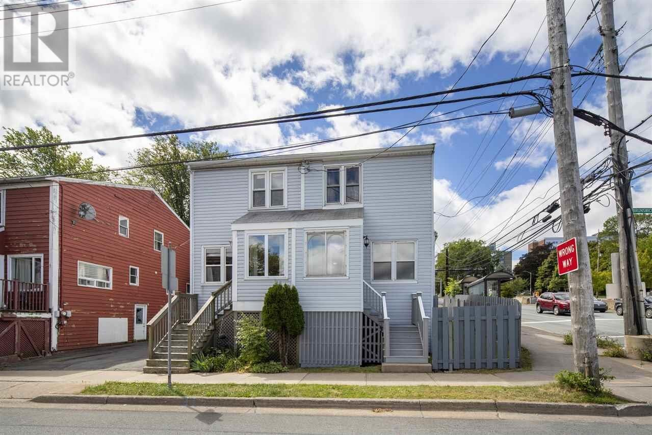 House for sale at 2592 Brunswick St Halifax Nova Scotia - MLS: 202017874
