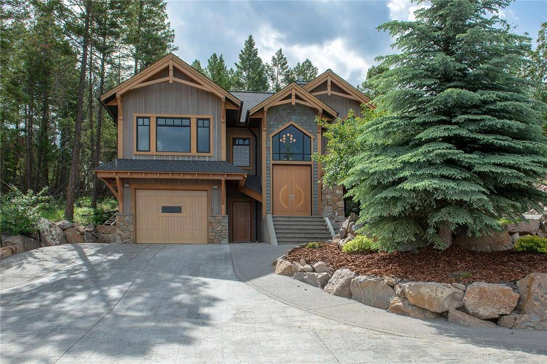 House for sale at 2593 Sandstone Manor  Invermere British Columbia - MLS: 2430153