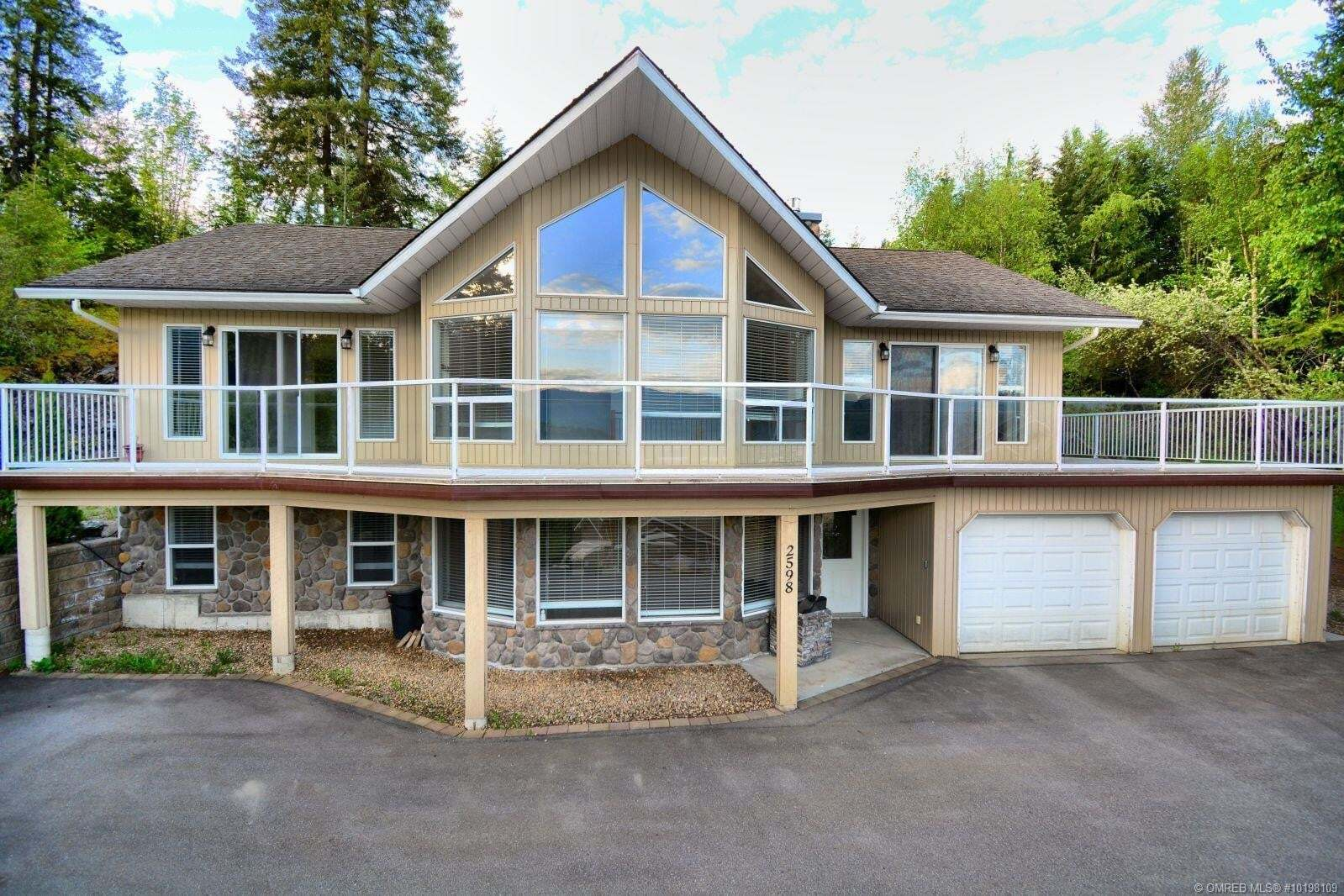 House for sale at 2598 Islandview Rd Blind Bay British Columbia - MLS: 10198109