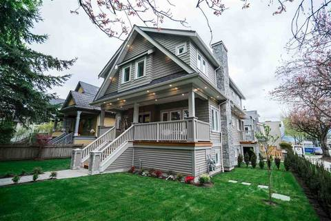 Townhouse for sale at 2599 St.george St Vancouver British Columbia - MLS: R2360008