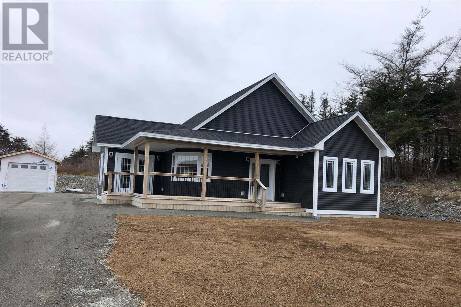 House for sale at 25 Tilt Hill Rd Bay Roberts Newfoundland - MLS: 1211646