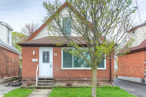 House for sale at 41 East 25th St Hamilton Ontario - MLS: X4455792