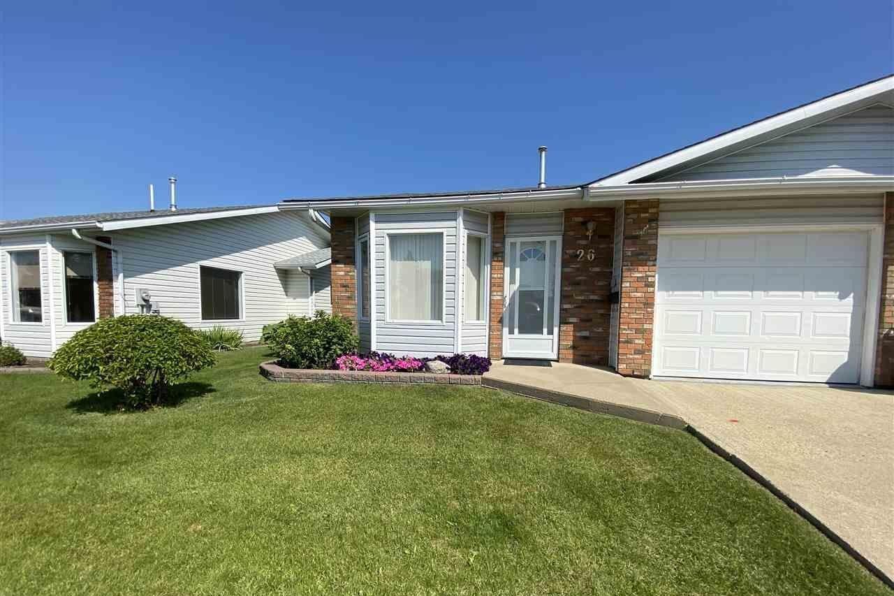 Townhouse for sale at 11015 105 Av Unit 26 Westlock Alberta - MLS: E4208593