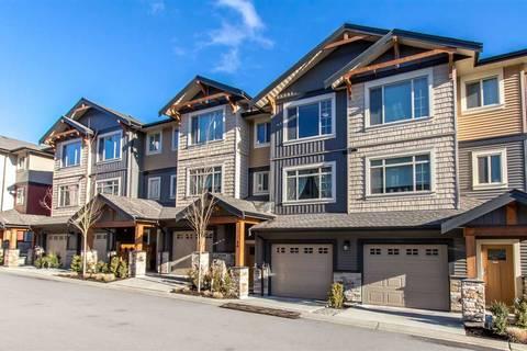 Townhouse for sale at 11305 240 St Unit 26 Maple Ridge British Columbia - MLS: R2395715
