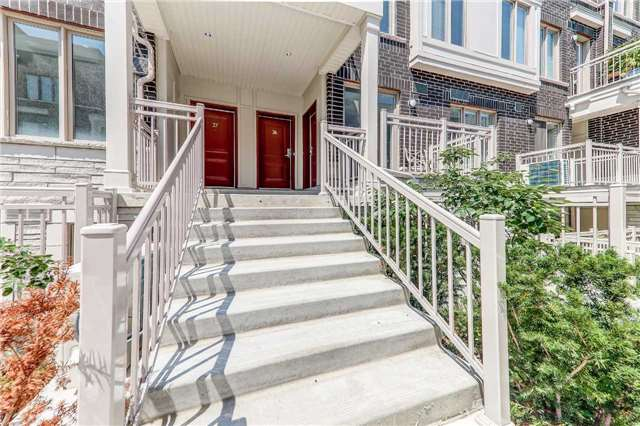 For Sale: 26 - 120 Long Branch Avenue, Toronto, ON | 2 Bed, 3 Bath Condo for $738,000. See 20 photos!
