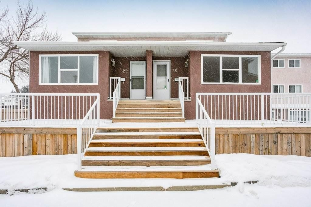 Townhouse for sale at 13580 38 St NW Unit 26 Edmonton Alberta - MLS: E4223388