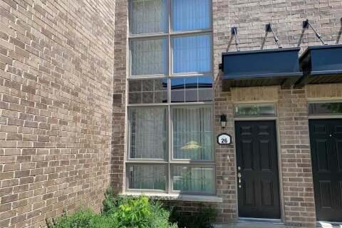 Townhouse for rent at 17 Powerhouse St Unit 26 Toronto Ontario - MLS: W4820992