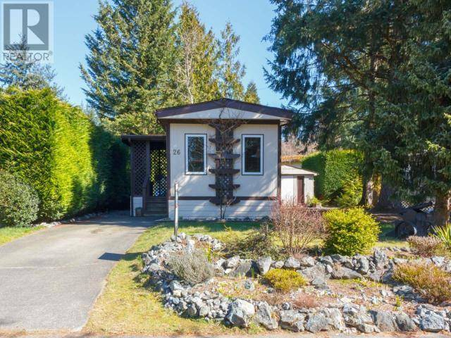 Residential property for sale at 1751 Northgate Rd Unit 26 Cobble Hill British Columbia - MLS: 467086
