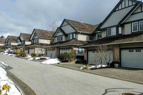 Townhouse for sale at 1765 Paddock Dr Unit 26 Coquitlam British Columbia - MLS: R2348000