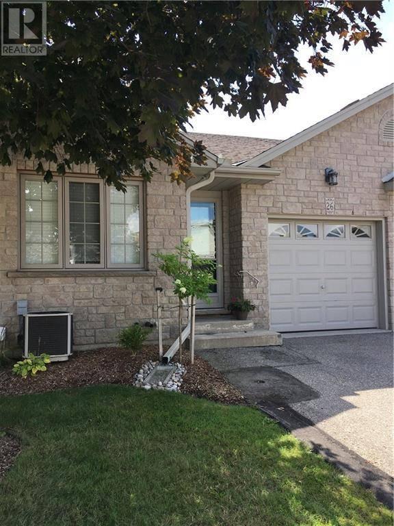 Townhouse for sale at 19 Hanlon Pl Unit 26 Paris Ontario - MLS: 30759439