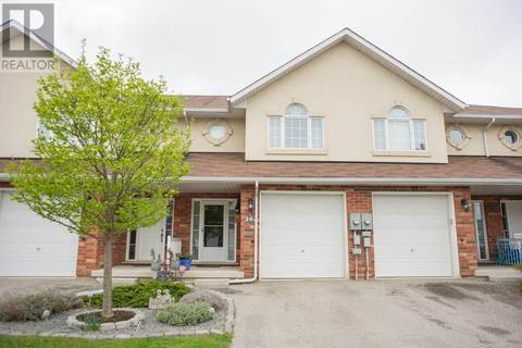 Townhouse for sale at 20 Mcconkey Cres Unit 26 Brantford Ontario - MLS: 30734133