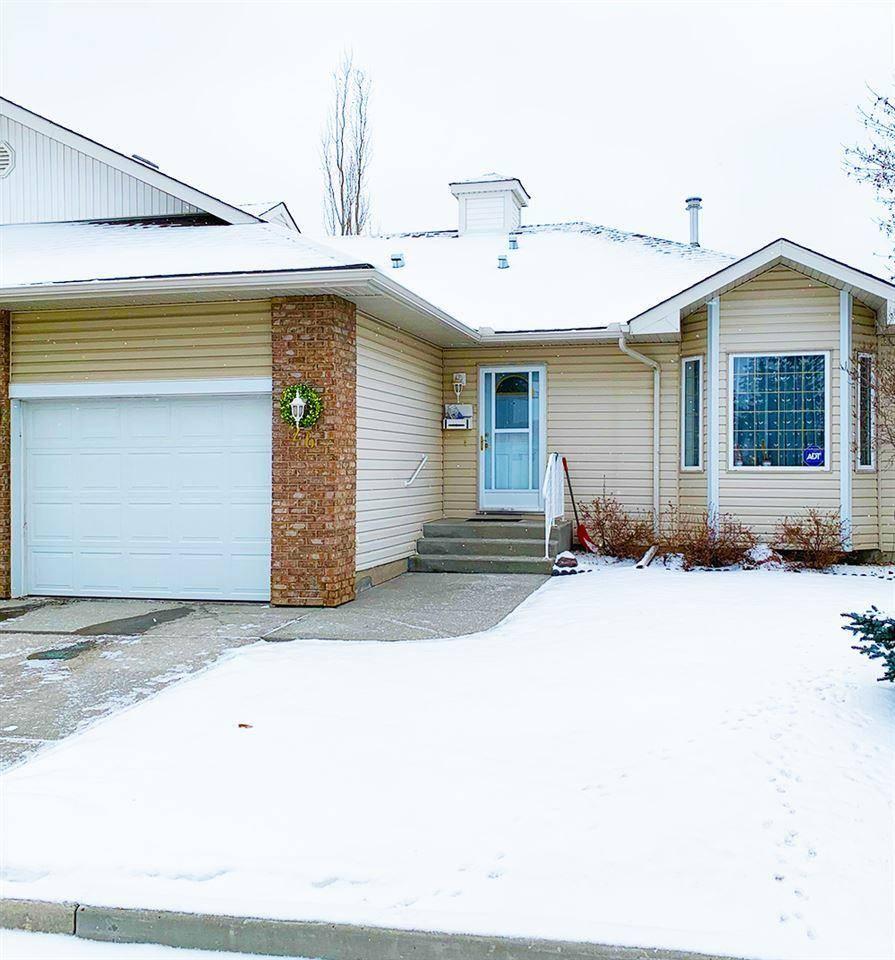 Townhouse for sale at 201 Bothwell Dr Unit 26 Sherwood Park Alberta - MLS: E4139967