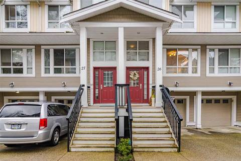 Townhouse for sale at 20159 68 Ave Unit 26 Langley British Columbia - MLS: R2444046