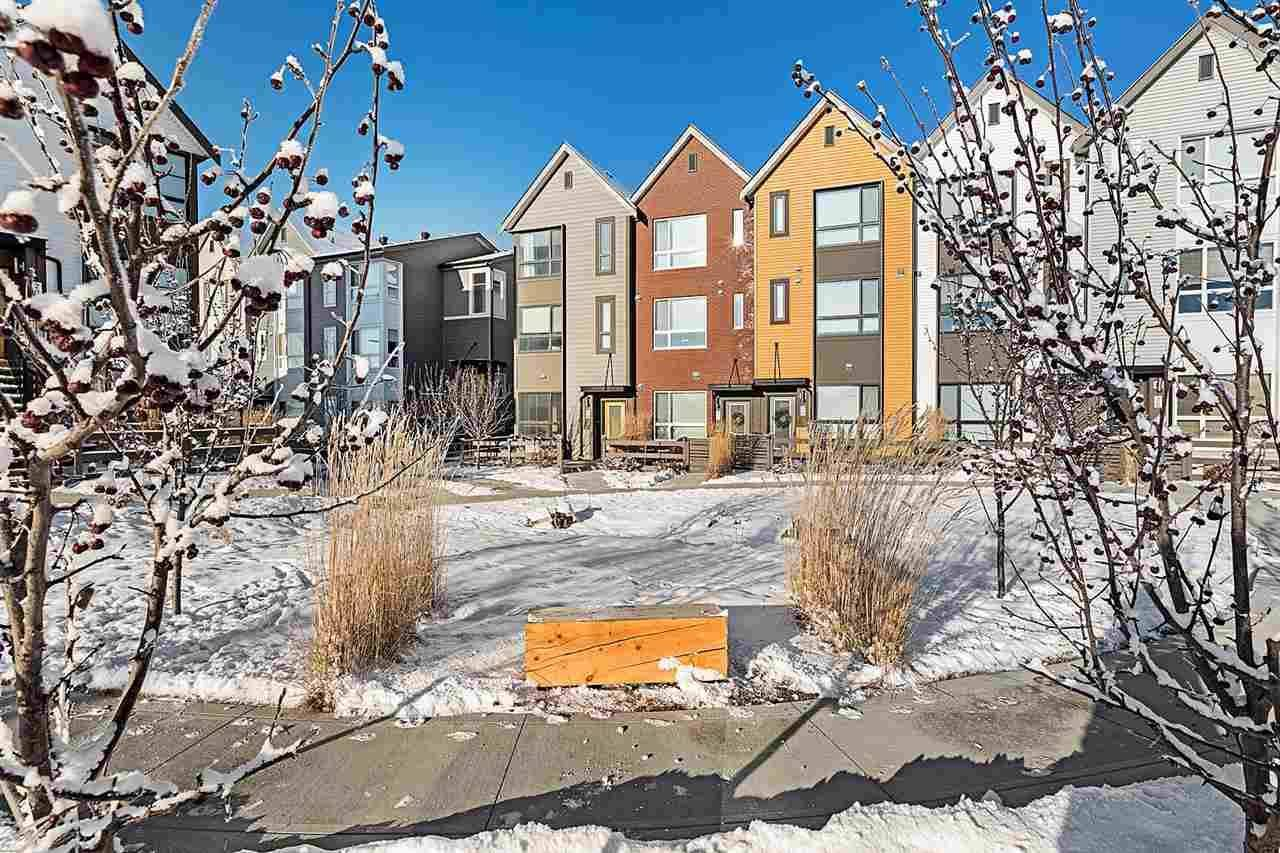 Townhouse for sale at 205 Mckenney Ave Unit 26 St. Albert Alberta - MLS: E4181903