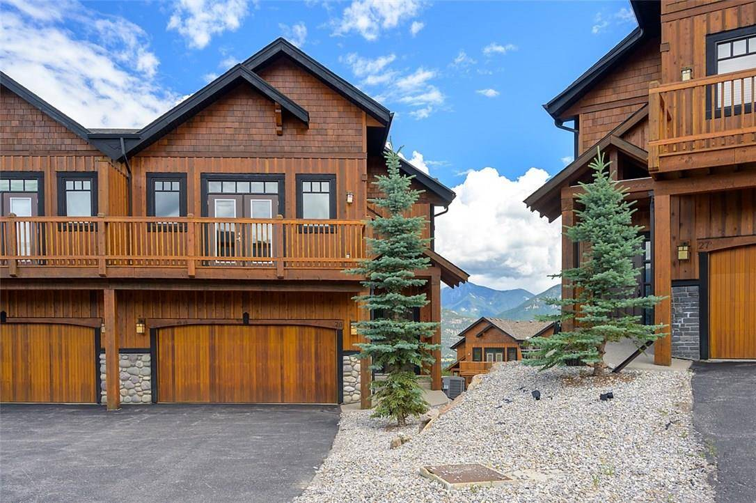 Townhouse for sale at 2598 Mountainview Crescent  Unit 26 Invermere British Columbia - MLS: 2438781