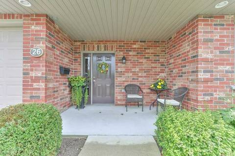 Condo for sale at 26 Bayfield Mews Ln Bluewater Ontario - MLS: X4721155